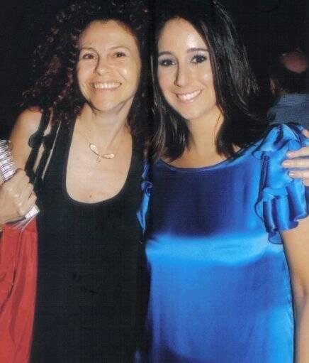 """AGENDA CARIOCA"" —YARA FIGUEREDO E ANTONIA LEITE BARBOSA/Foto: Marcelo Borgongino"