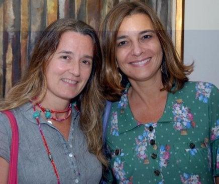 """SEGALL REALISTA"" — GABRIELA MACHADO E RENATA SALGADO /Foto: Marco Rodrigues"