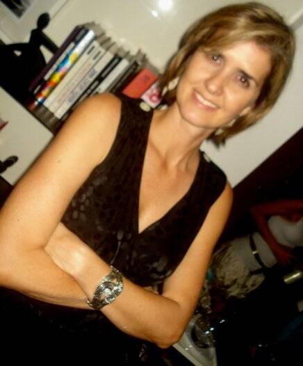 """AMIGO OCULTO DE TECA SÁ"" — CELINA COELHO /Foto: Dani Barbi"