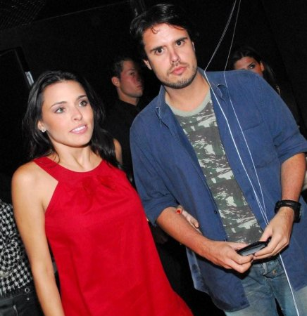 """DISCO"" — DANIELE SOBREIRA E LEO RIBEIRO /Foto: Nelson Peixoto"