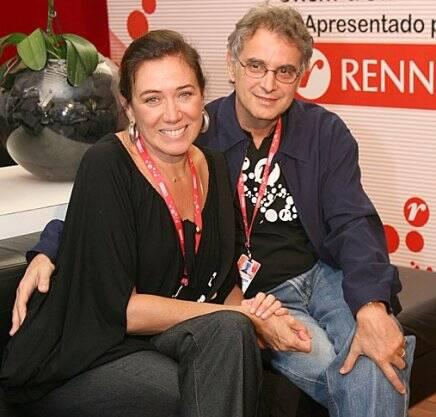"""""""CAMAROTE RENNER"""" — LILIA CABRAL E IWAN FIGUEIREDO/Foto: Miguel Sá"""