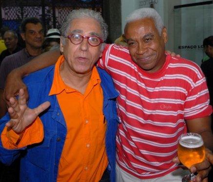 """""""PENETRÁVEIS"""" —NEVILLE D'ALMEIDA E PAULO RAMOS /Foto: Paulo Jabur"""
