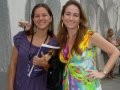 """""""FASHION RIO: QUINTO DIA"""" — LUCIANA MORENO E DANI FISZPAN /Foto: Suzana Galdeano"""