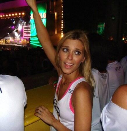 """""""FESTIVAL DE VERÃO DE SALVADOR"""" — CAROLINA DIECKMANN /Foto: Fred Pontes"""