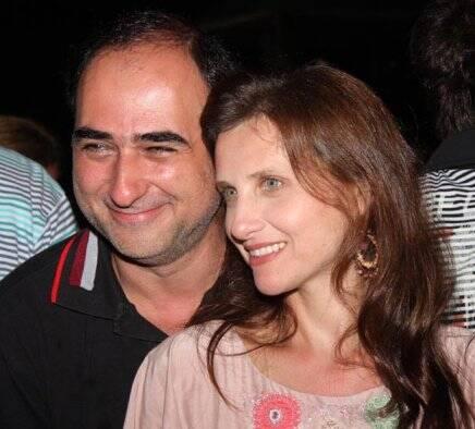 """""""ITAIPAVA VERÃO SHOW"""" — AMIR E RIVA SLAMA /Foto: Marina Malheiros"""