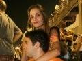 """""""NOVA SCHIN"""" — ANA BEATRIZ BARROS E ROBERTO MARINHO NETO: ROMANCE A TODA /Foto: Cleomir Tavares"""