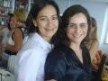 """""""ALMOÇO CRIS PAES"""" — HELOÍSA AGUIAR E ALESSANDRA LACET: AMBAS ESTÃO TRABALHANDO COM CRISTINE PAES"""