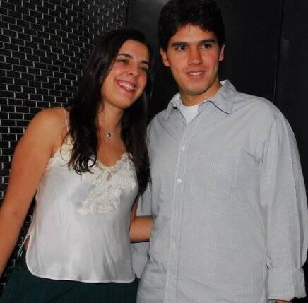 """""""CLUBE DISCO"""" — MARCELA MONTEIRO DE BARROS E ROBERTO COELHO"""