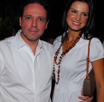 """""""MICHEL SAAD"""" — MARCIO CAMARGO E ANDRESSA DE BARROS"""