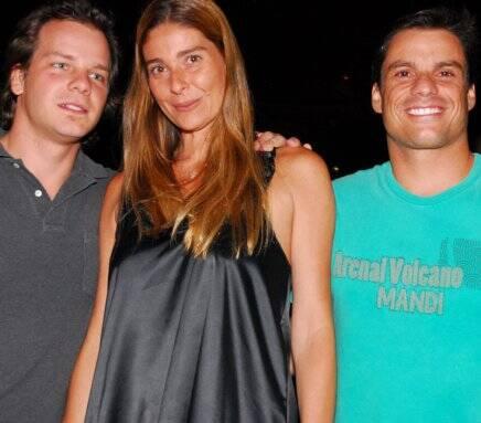"""MICHEL SAAD"" — JOÃO EMILIANO, PATRÍCIA CURY E BETO CURY"