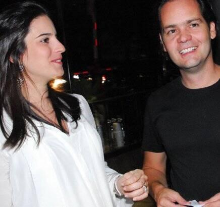"""MICHEL SAAD"" — LEO DOS MARES GUIA E NATASHA PINHEIRO"