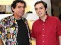 """BIANCA MARQUES"" — DANIEL AZULAY E FELIPE DIEHL, MARIDO DE BIANCA MARQUES"