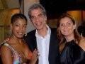 """BAR DO COPA"" — THALMA DE FREITAS, CELSO FONSECA E ANA CARLA LINS /Foto: Paulo Jabur"