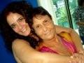 """""""ALMOÇO LOU DE OLIVEIRA"""" — ANDREA RICHA E NANÃ"""