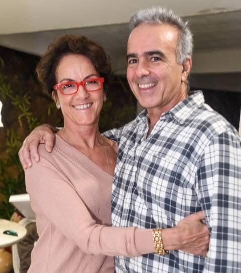 Elisabeth e Roberto Franco