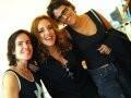 """""""SHOW ANA CAROLINA"""" — A CANTORA ENTRE ELENA E ZÉLIA DUNCAN /Foto: Cristina Granato"""