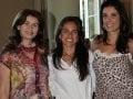 """""""DESFILE NO PALÁCIO DA CIDADE"""" — LUCIA LIMA, ADRIANA MARINHO E PATRÍCIA BRANDÃO /Foto: Vera Donato"""
