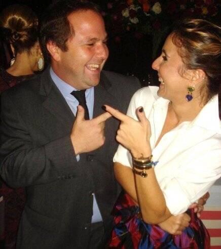 """""""CASAMENTO PRISCILA E JOÃO PAULO"""" — OS IRMÃOS RICARDO E MARIANA SALIM: HUMOR É TUDO..."""