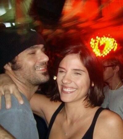 """""""I LOVE POP"""" — MAURO LIMA E RAFAELA MANDELLI /Foto: Fabiano Moreira (www.gemagematv.com)"""