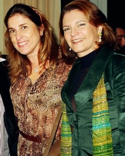 """AUGUSTO MALTA"" — ANNA LUIZA AVELLAR E ROSANGELA MAGALHÃES PINTO /Foto: Armando Araujo"