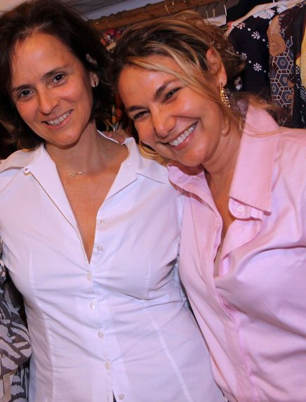 """ADRIANA BARRA"" — PATRICIA QUENTEL E MARCIA MULLER"