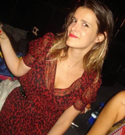 """""""FASHION RIO"""" — EUGENIA MAIA /Foto: Dani Barbi"""