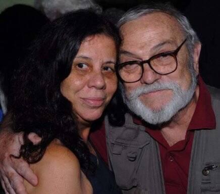 """""""BAR LAGOA"""" — MARIA GLADYS E ANTONIO PEDRO"""