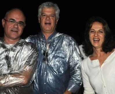 """FAZENDA SÃO SILVANO"" — LUIZ ROBERTO COUTINHO NOGUEIRA, JEAN MILAN E SONIA RACY"