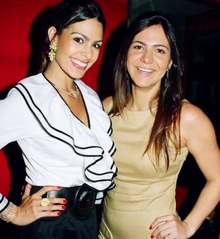 """""""DIAMANTES DO BEM"""" — LIVIA ROSSI E CAROL SAMPAIO"""