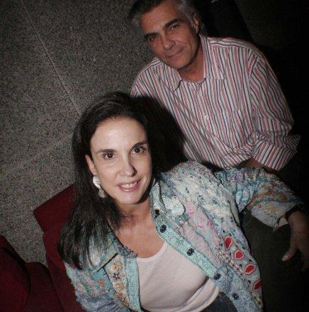 """""""BOOX"""" — GEORGEANA VASCONCELLOS E JOSÉ PESSÔA DE QUEIROZ /Foto: Fred Pontes"""