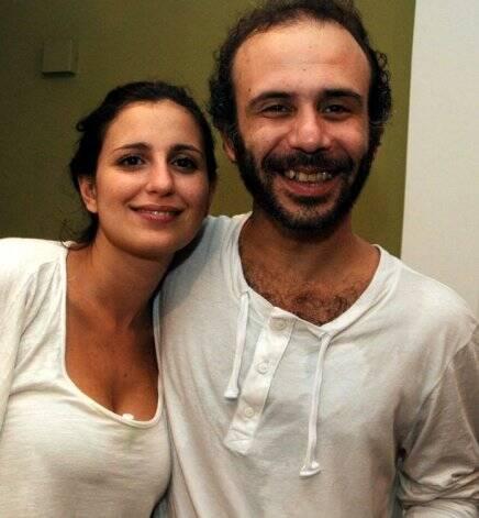 """SHOW BENA LOBO E DANIEL GONZAGA"" — CLARA SORIA E DANIEL GONZAGA /Foto: Cristina Granato"