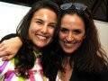 """""""SHOW BENA LOBO E DANIEL GONZAGA"""" — A ATUAL E A EX-MULHER DE BENA LOBO: ÚRSULA CORONA E ANA LUIZA GUIMARÃES /Foto: Cristina Granato"""