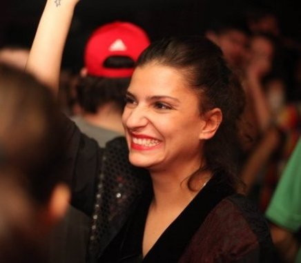 """I LOVE POP"" — LUCIANA LIMA /Foto: Eduardo Llerena"