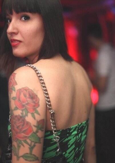 """I LOVE POP"" — NANA TORRES /Foto: Eduardo Llerena"