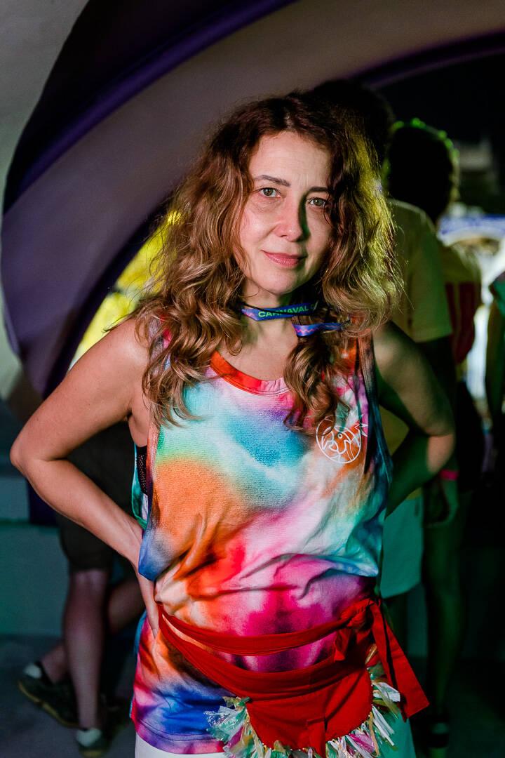 Adriana Varejão  /Foto: Bruno Ryfer