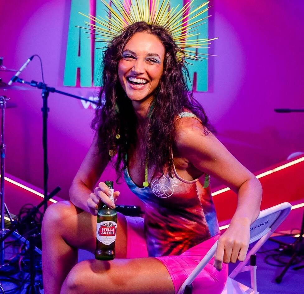 Débora Nascimento  /Foto: Bruno Ryfer