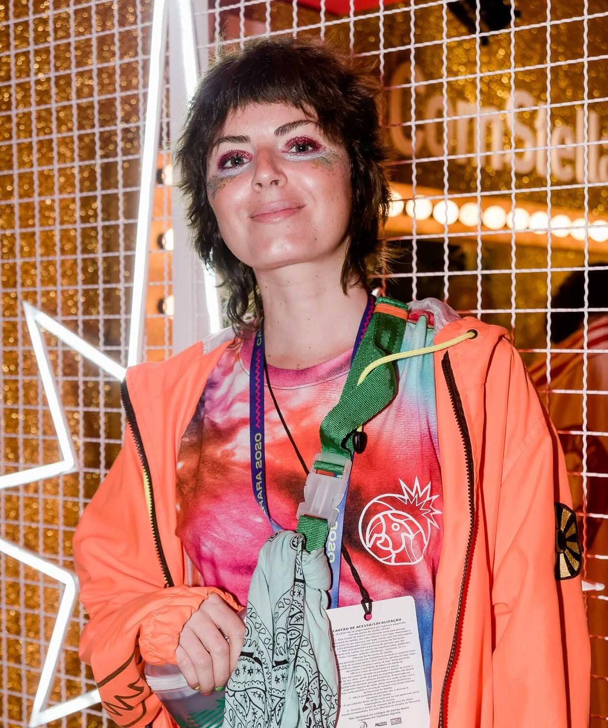 Marininha Franco  /Foto: Bruno Ryfer