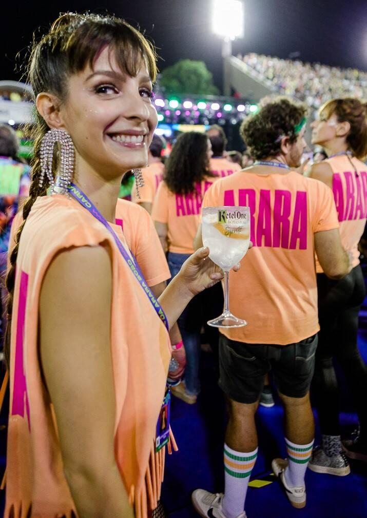 Michelle Batista  /Foto: Bruno Ryfer