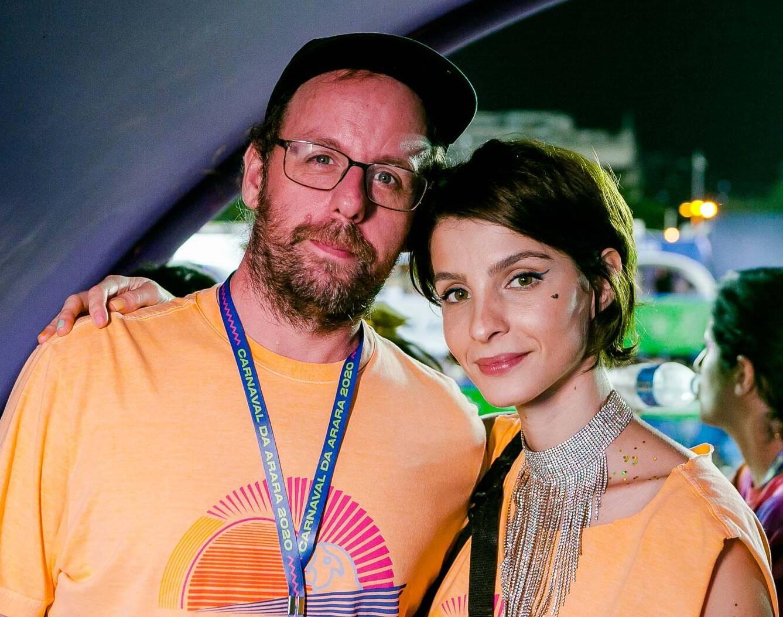 Otavio Pandolfo e Gisele Batista  /Foto: Bruno Ryfer