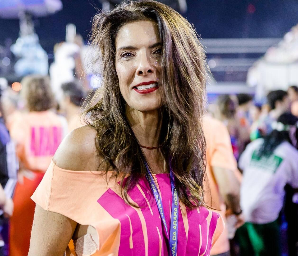 Patricia Brandão  /Foto: Bruno Ryfer