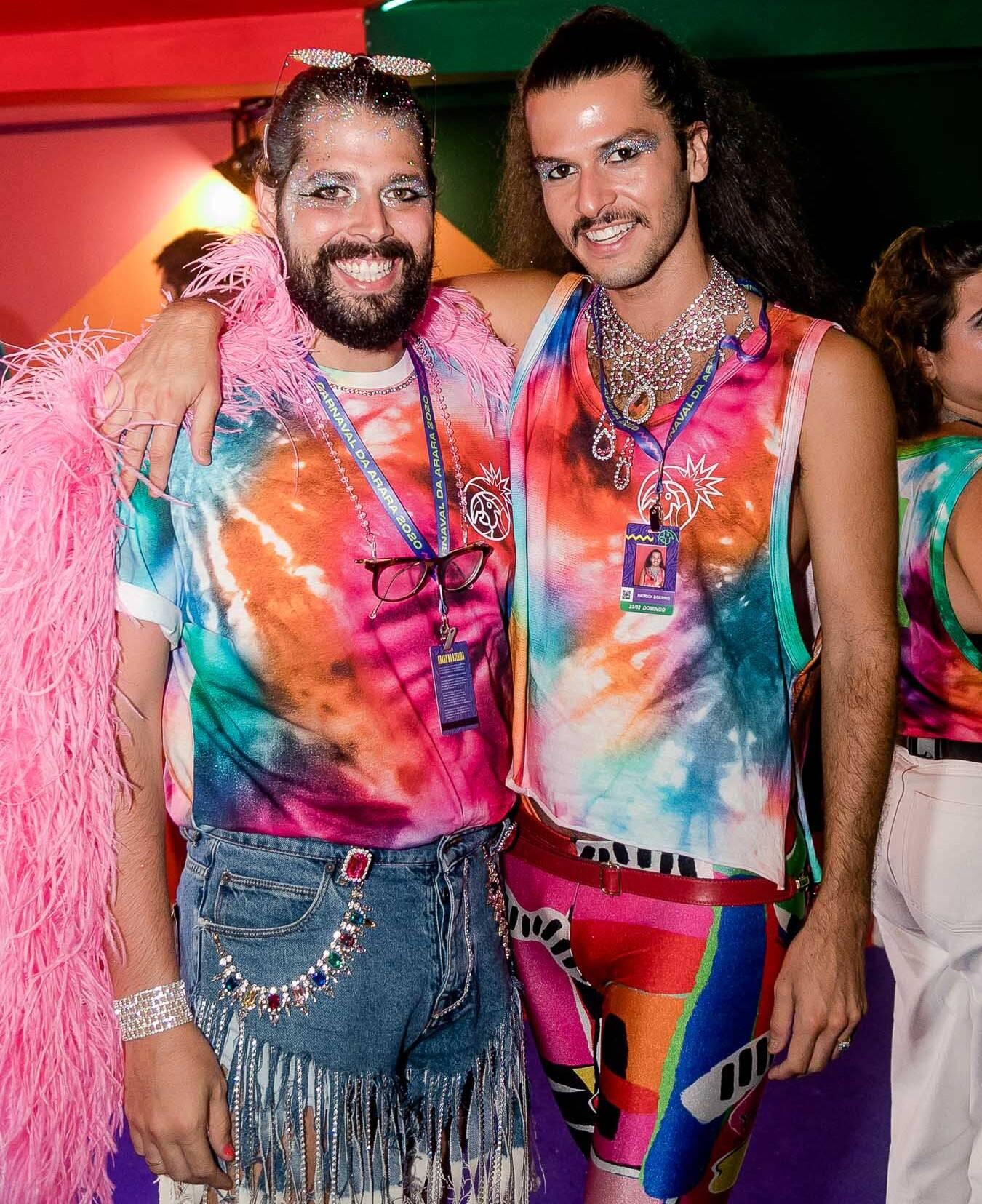 Thomaz Azulay e Patrick Doering  /Foto: Bruno Ryfer