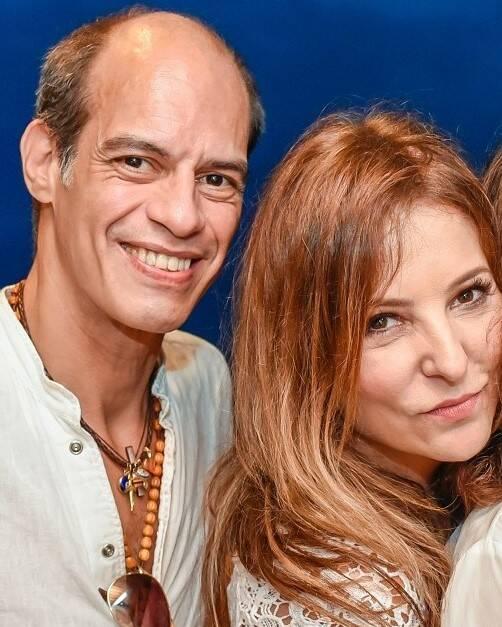 Arnaldo Brenha e Pinha Mello Franco /Foto: Mariama Prieto