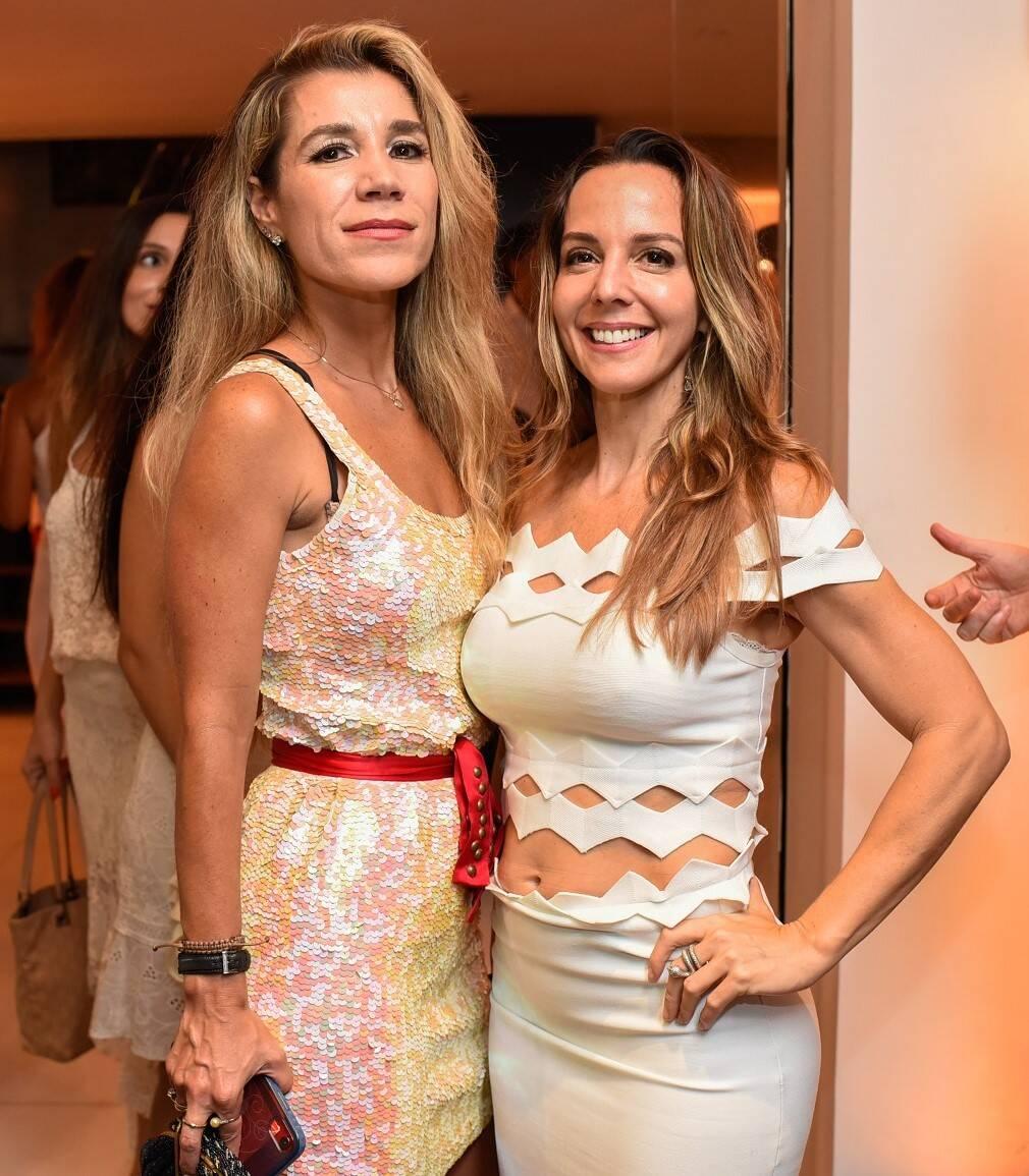 Dany Farah e Fernanda Capobianco /Foto: Mariama Prieto