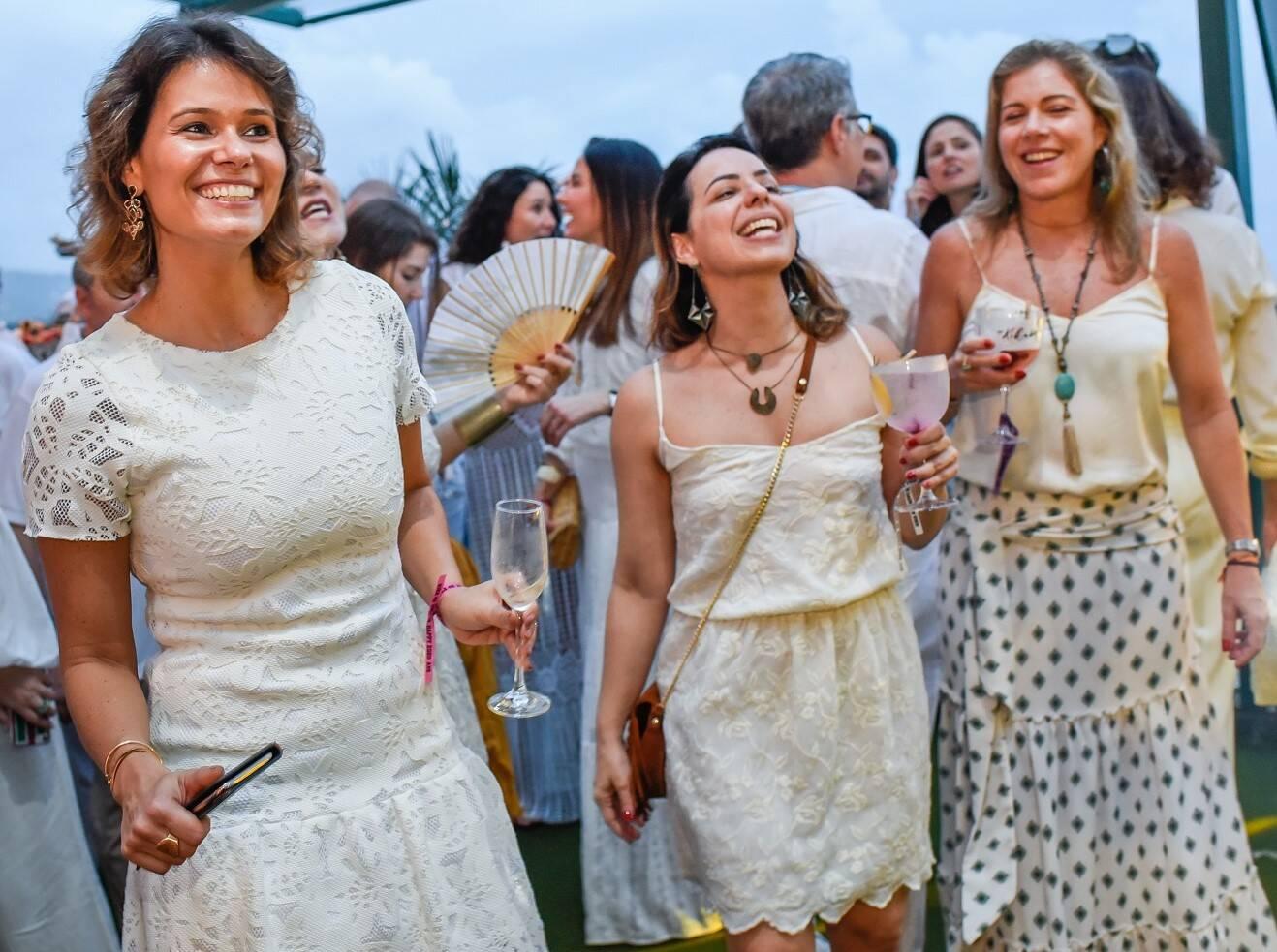 Debora Pereira, Izabela Algranti e Graziela Algranti /Foto: Mariama Prieto