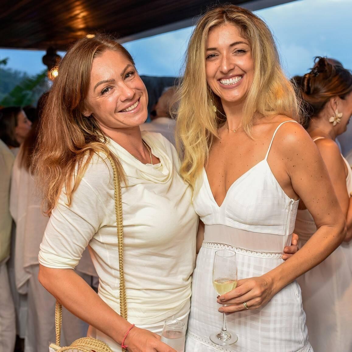 Elena Valeri e Karina Eça /Foto: Mariama Prieto