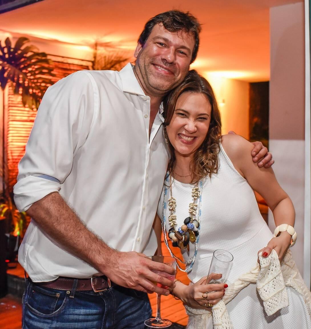 Fernanda Farah e Andre Zorman /Foto: Mariama Prieto