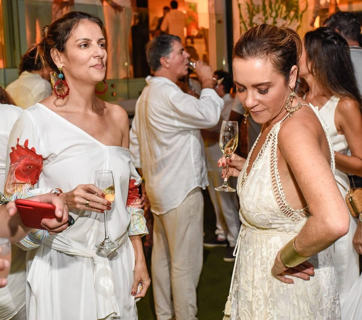 Laura Paes e Raquel Cherem /Foto: Mariama Prieto