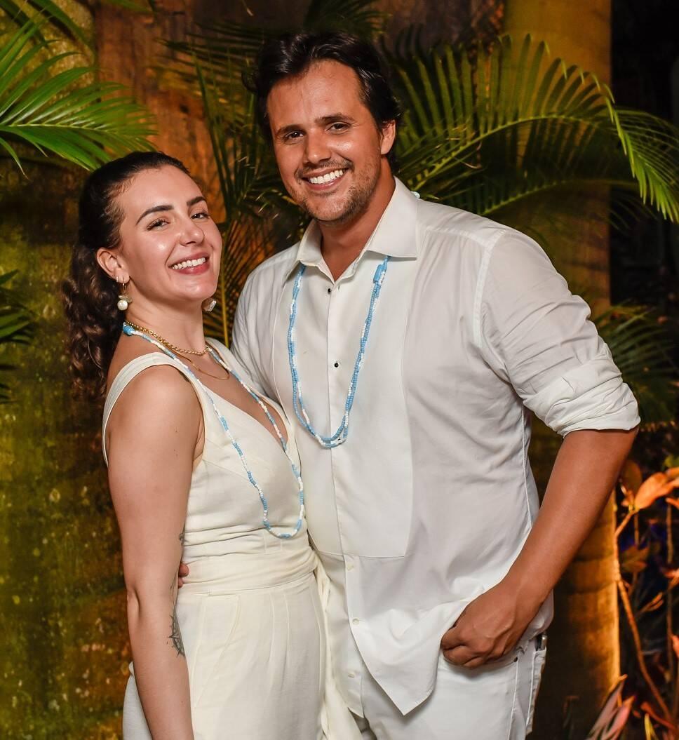 Luciana Lucca e Vinicius Bertoli /Foto: Mariama Prieto