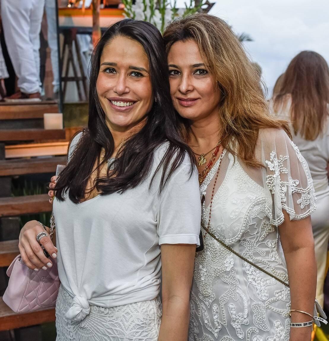 Paula Severiano Ribeiro e Cris Senna /Foto: Mariama Prieto