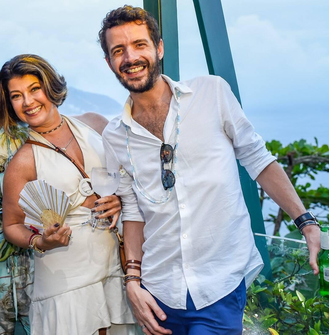 Livia Torres e Rodrigo Giaquinto Barroso /Foto: Mariama Prieto